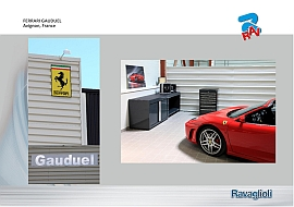 RAV references   FERRARI Gauduel, Avignon, France